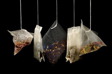 thé en sachet