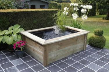 Quels sont les avantages d un bassin en plastique pour le for Bassin plastique pour jardin